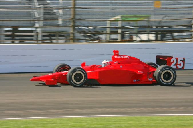 Photo: Marty Roth - Roth Racing - Dallara IR-05 - Honda