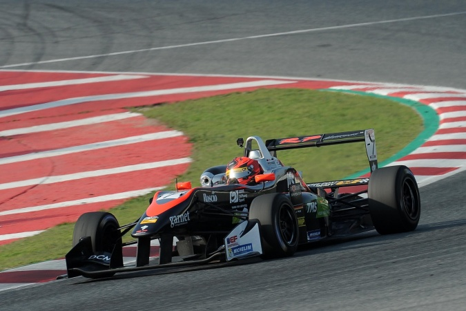Photo: Jannes Fittje - RP Motorsport - Dallara F312 - Toyota
