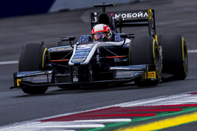 Photo: Luca Ghiotto - Russian Time - Dallara GP2/11 - Mecachrome