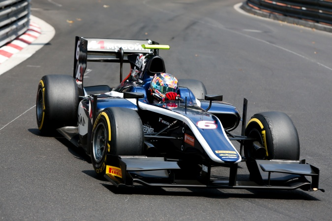 Photo: Artem Markelov - Russian Time - Dallara GP2/11 - Mecachrome
