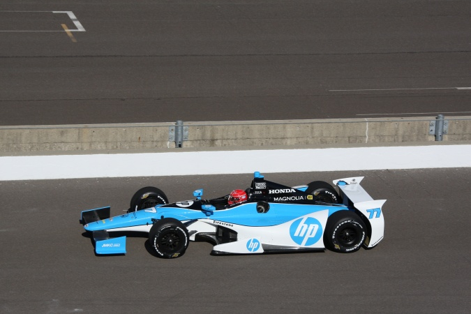 Photo: Simon Pagenaud - Sam Schmidt Motorsports - Dallara DW12 - Honda