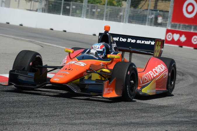 Photo: Tristan Vautier - Schmidt Peterson Motorsports - Dallara DW12 - Honda
