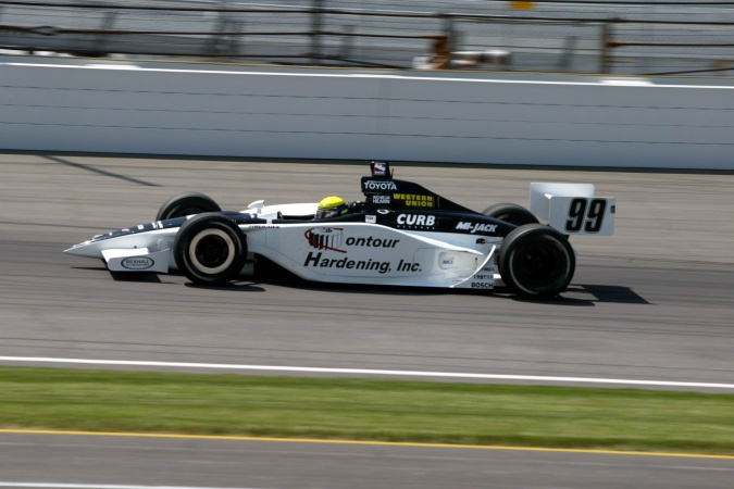 Photo: Richie Hearn - Sam Schmidt Motorsports - Panoz G-Force GF09 - Toyota