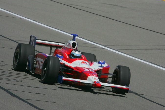 Photo: Milka Duno - SAMAX Motorsport - Dallara IR-05 - Honda