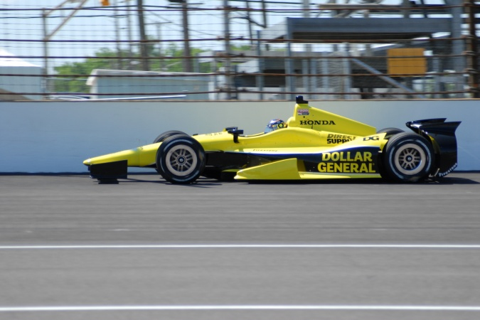 Photo: Josef Newgarden - Sarah Fisher Racing - Dallara DW12 - Honda