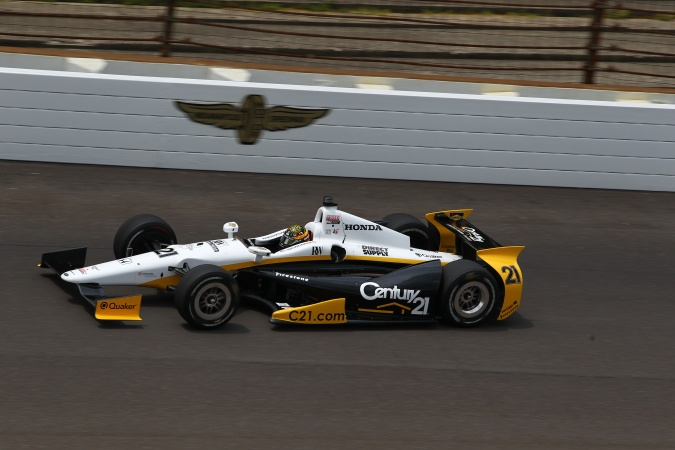 Photo: Josef Newgarden - Sarah Fisher Hartman Racing - Dallara DW12 - Honda