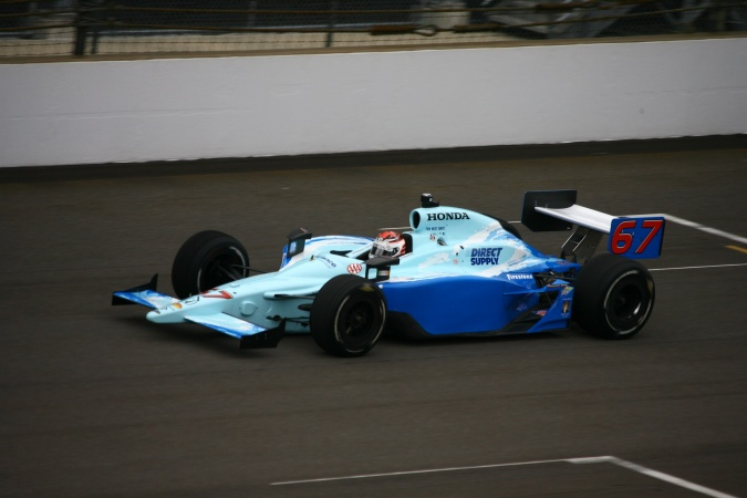 Photo: Sarah Fisher - Sarah Fisher Racing - Dallara IR-05 - Honda