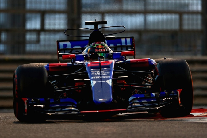 Photo: Brendon Hartley - Scuderia Toro Rosso - Toro Rosso STR12 - Renault