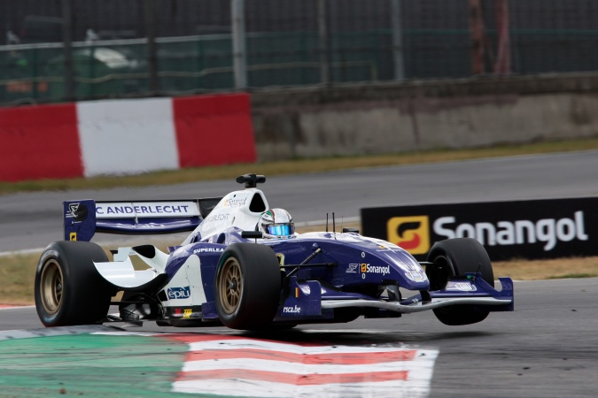 Photo: Davide Rigon - SF Team RSC Anderlecht (Azerti) - Panoz DP09B - Menard
