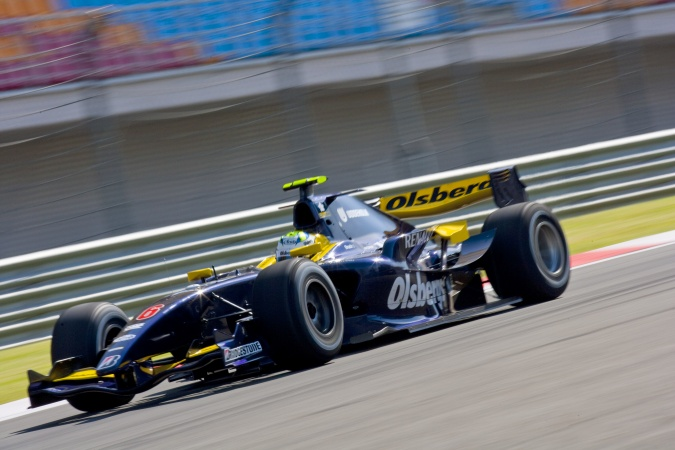 Photo: Marcus Ericsson - Super Nova Racing - Dallara GP2/08 - Renault