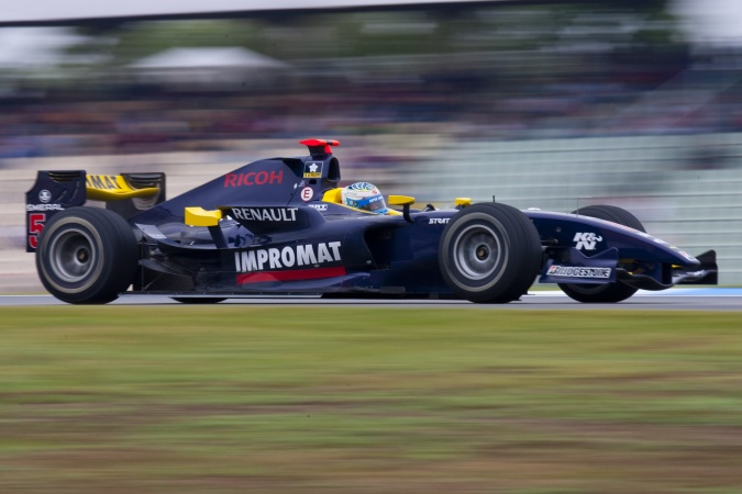 Photo: Luca Filippi - Super Nova Racing - Dallara GP2/08 - Renault