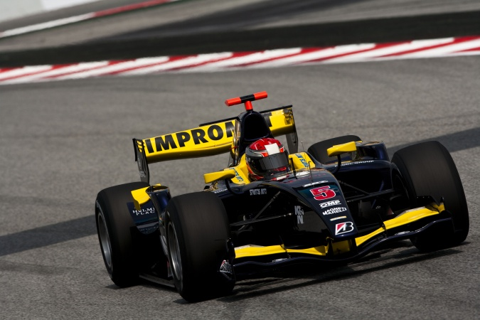 Photo: Josef Kral - Super Nova Racing - Dallara GP2/08 - Renault