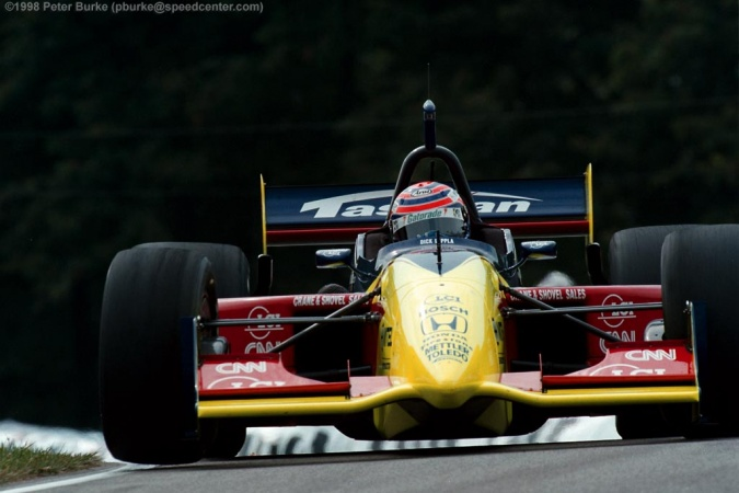 Photo: Tony Kanaan - Tasman Motorsports Group - Reynard 98i - Honda
