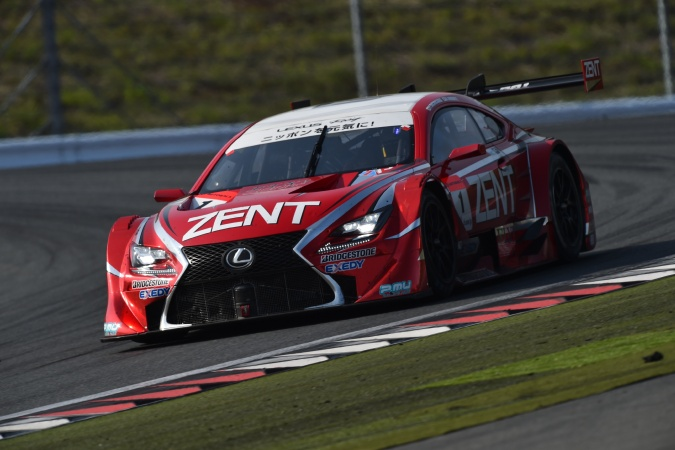 Photo: Kohei HirateYuji Tachikawa - Team Cerumo - Lexus RC F 2.0T