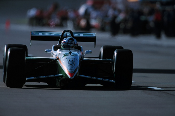 Photo: Dario Franchitti - Team Green - Reynard 99i - Honda