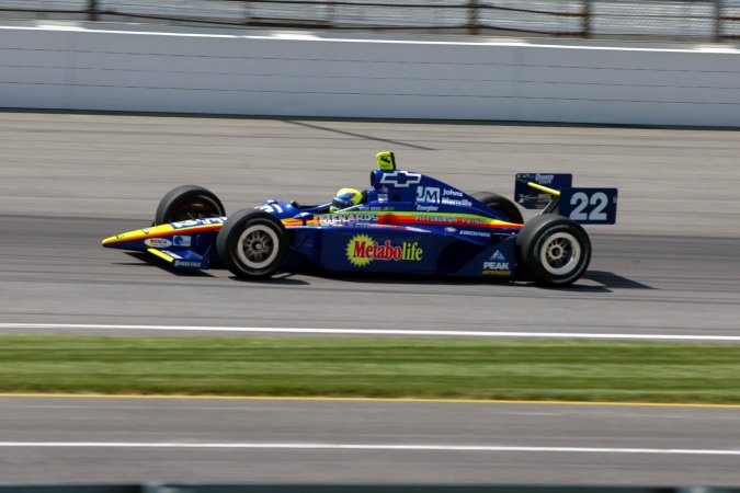 Photo: Vitor Meira - Team Menard - Dallara IR-03 - Chevrolet