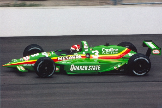 Photo: Eddie Cheever - Team Menard - Lola T95/00 - Menard