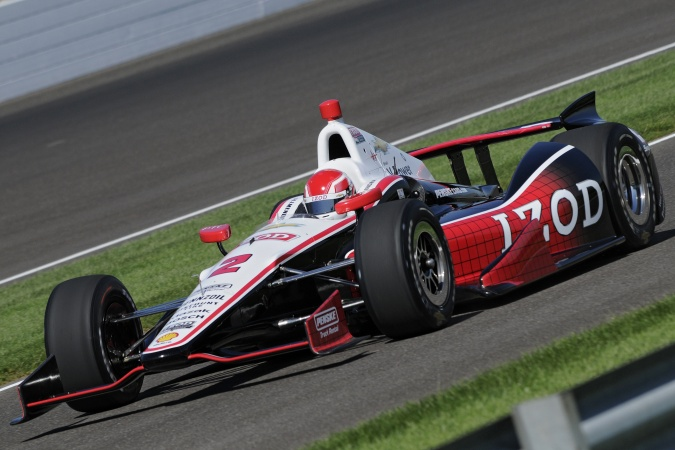 Photo: A.J. Allmendinger - Team Penske - Dallara DW12 - Chevrolet