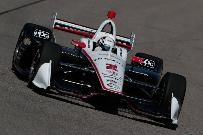 Photo: Josef Newgarden - Team Penske - Dallara DW12 - Chevrolet