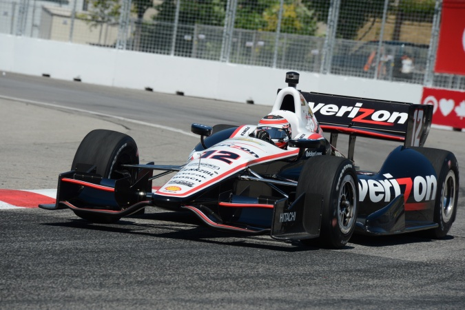 Photo: Will Power - Team Penske - Dallara DW12 - Chevrolet