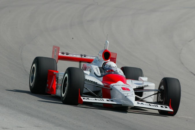 Photo: Gil de Ferran - Team Penske - Dallara IR-03 - Toyota