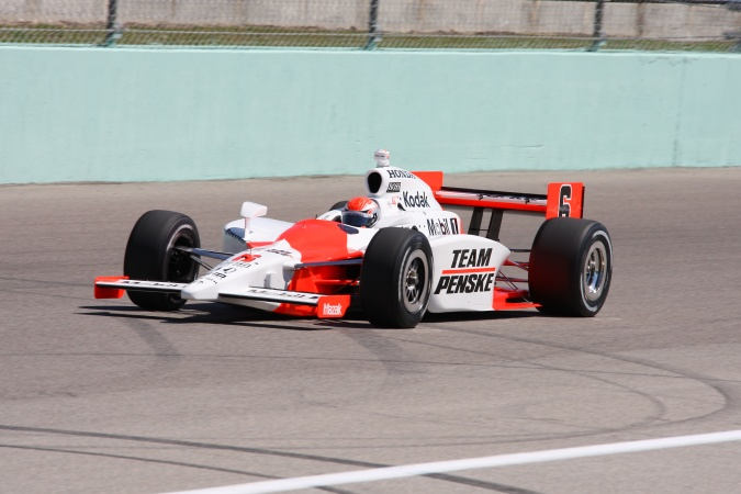 Photo: Ryan Briscoe - Team Penske - Dallara IR-05 - Honda