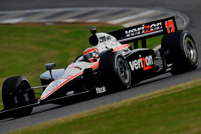 Photo: Will Power - Team Penske - Dallara IR-05 - Honda