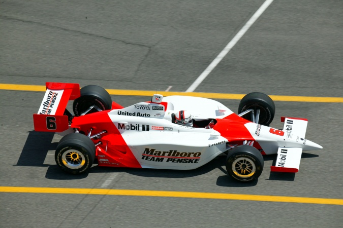 Photo: Gil de Ferran - Team Penske - Panoz G-Force GF09 - Toyota