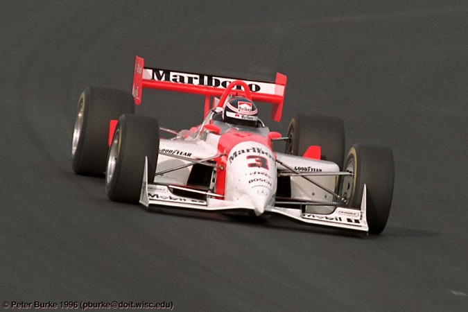 Photo: Paul Tracy - Team Penske - Penske PC25 - Mercedes