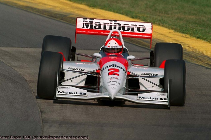 Photo: Al, jr. Unser - Team Penske - Penske PC25 - Mercedes