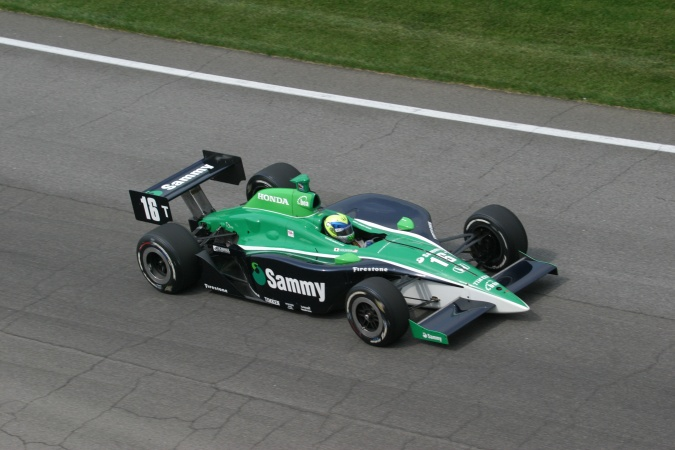 Photo: Roger Yasukawa - Team Rahal - Panoz G-Force GF09 - Honda