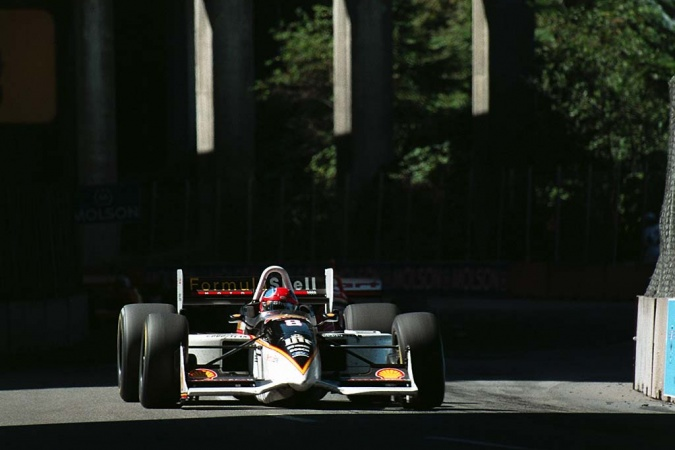 Photo: Bryan Herta - Team Rahal - Reynard 97i - Ford