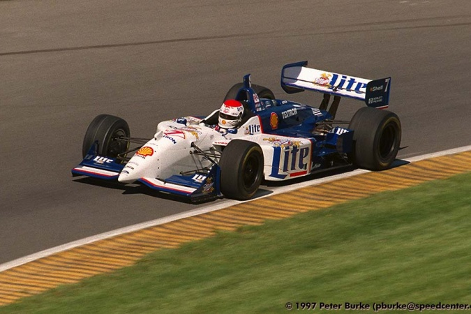 Photo: Bobby Rahal - Team Rahal - Reynard 97i - Ford