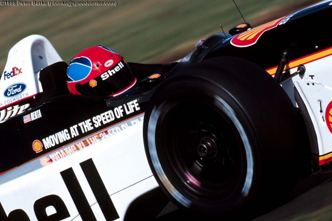 Photo: Bryan Herta - Team Rahal - Reynard 98i - Ford
