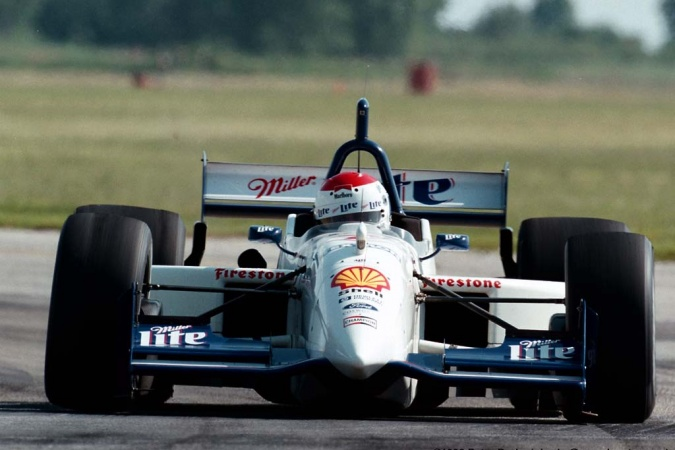 Photo: Bobby Rahal - Team Rahal - Reynard 98i - Ford