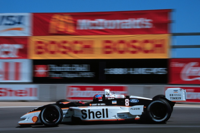 Photo: Bryan Herta - Team Rahal - Reynard 99i - Ford