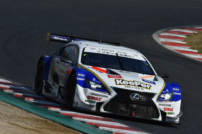 Photo: Andrea CaldarelliDaisuke Ito - Team TOM's - Lexus RC F 2.0T