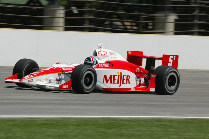 Photo: Arie Luyendyk - Treadway Racing - G-Force GF05 - Chevrolet