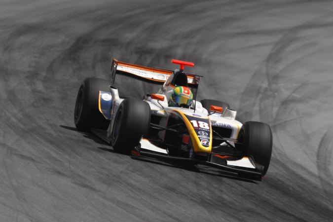 Harald Schlegelmilch Harald Schlegelmilch Trident Racing GP2 Asia 20072008 Photo 2030