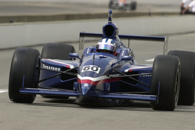 Photo: Tyce Carlson - Tri Star Motorsports - Dallara IR-01 - Oldsmobile