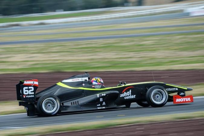 Callum Ilott Etec Motorsport Toyota Racing Series 2014