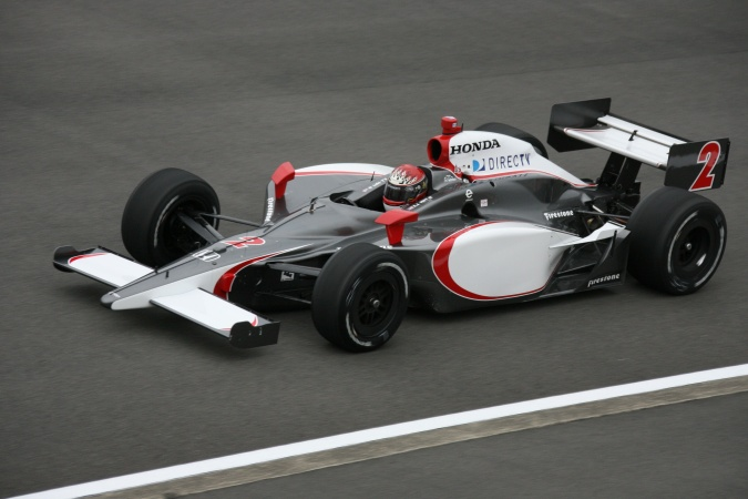 Photo: A.J. IV Foyt - Vision Racing - Dallara IR-05 - Honda