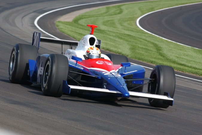 Photo: Ed Carpenter - Vision Racing - Dallara IR-05 - Toyota