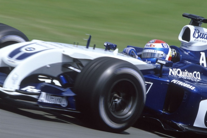 Photo: Marc Gene - Williams - Williams FW26 - BMW