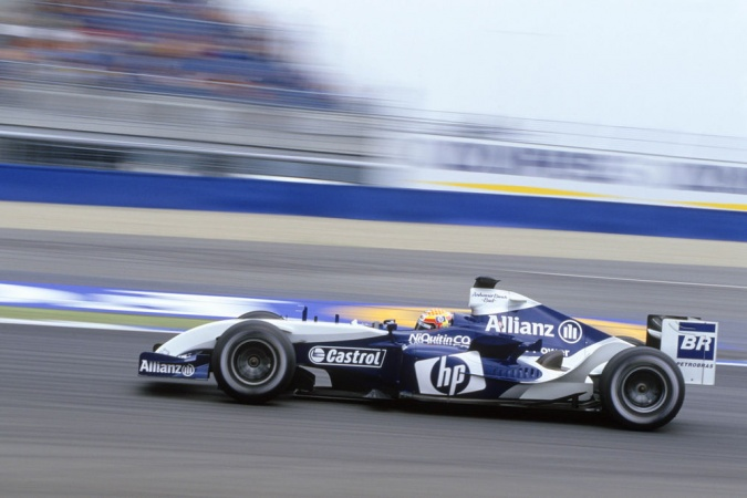 Photo: Antonio Pizzonia - Williams - Williams FW26 - BMW