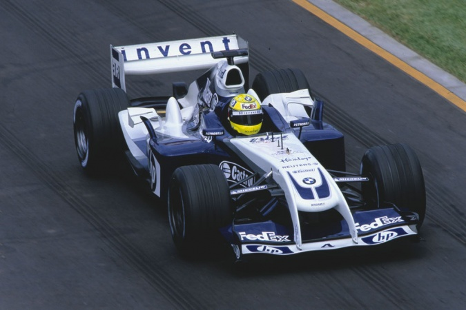 Photo: Ralf Schumacher - Williams - Williams FW26 - BMW