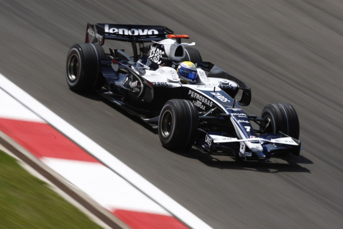 Photo: Nico Rosberg - Williams - Williams FW30 - Toyota