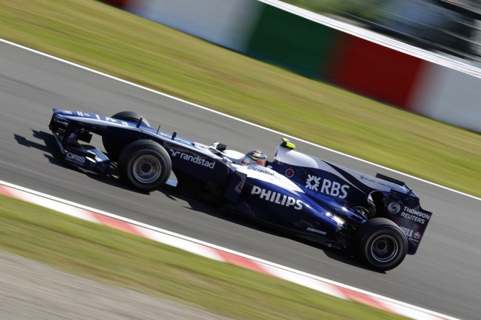 Photo: Nicolas Hülkenberg - Williams - Williams FW32 - Cosworth