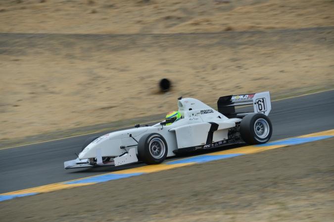 Felipe donato m1 racing pro mazda championship 2014 for 13 bureau ims llc