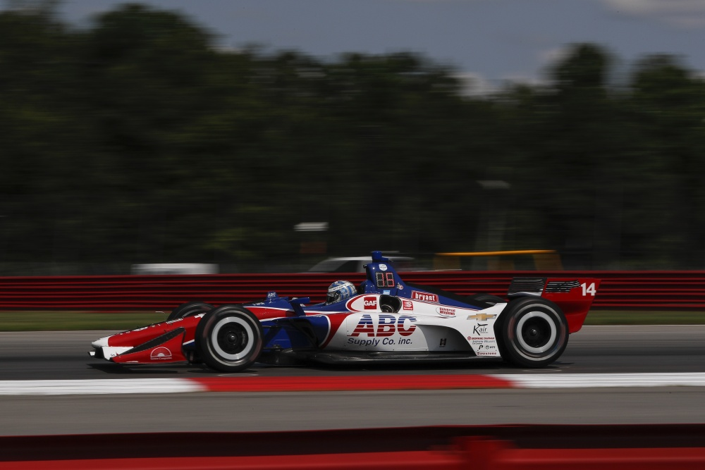 Tony Kanaan - A.J. Foyt Enterprises - Dallara DW12 - Chevrolet